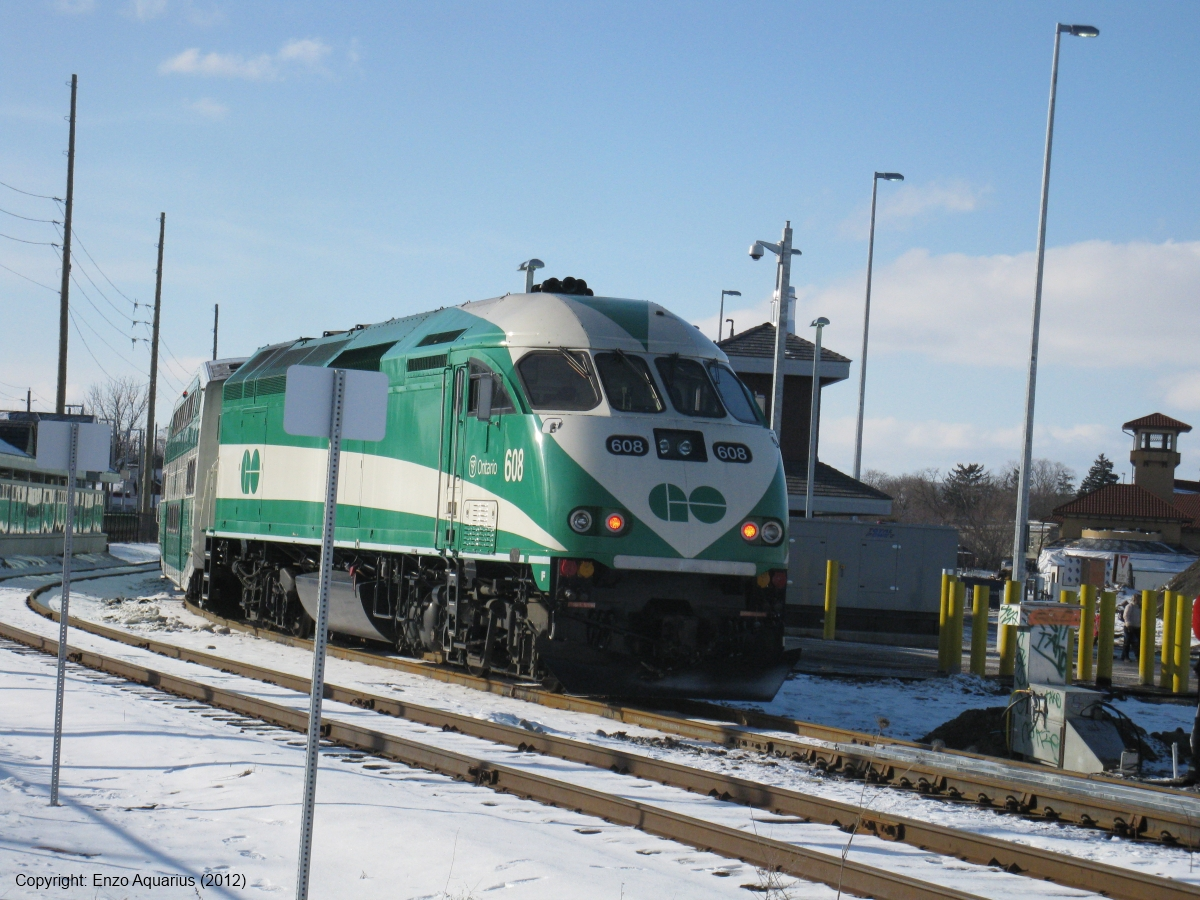GO Transit - Page 167 - Greater Toronto Area - Canadian Public ...