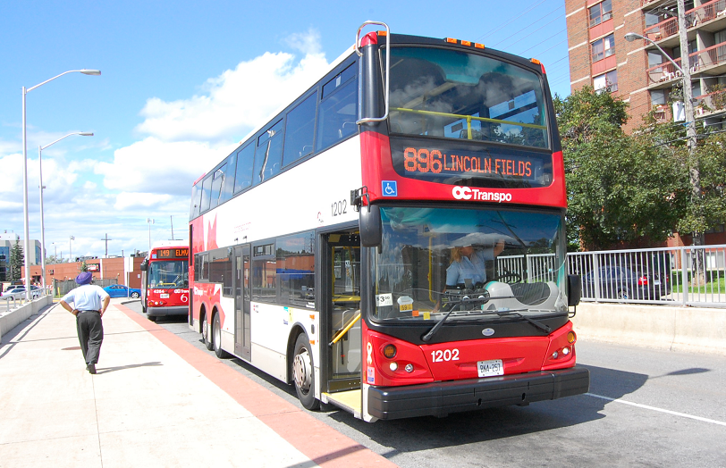OC Bus Spottings - Page 78 - National Capital Region - Canadian