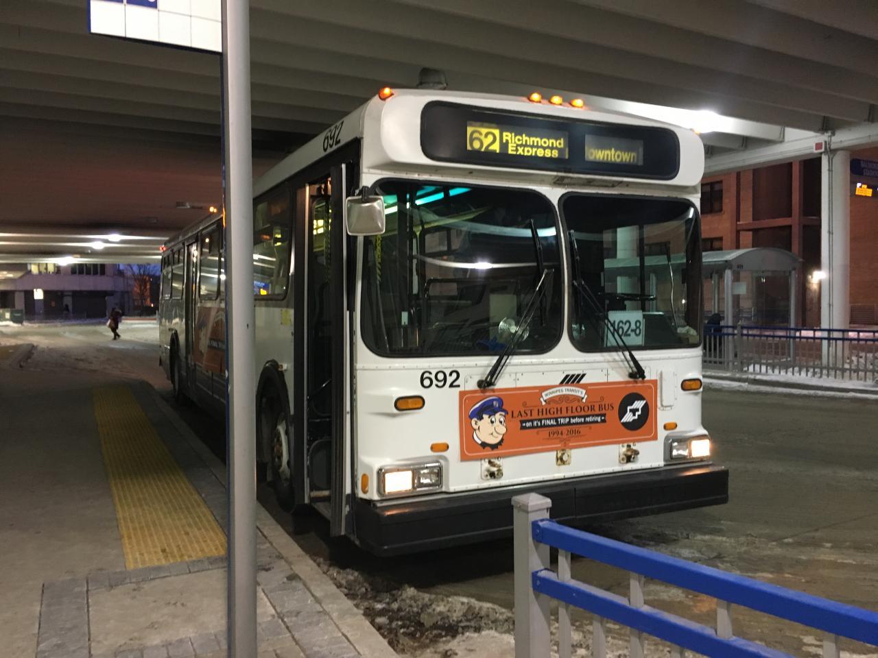 Winnipeg Transit D40 Tracking Page 7 Manitoba