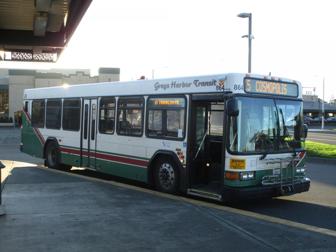 Grays Harbor Transit Western Us Canadian Public Transit Discussion Board