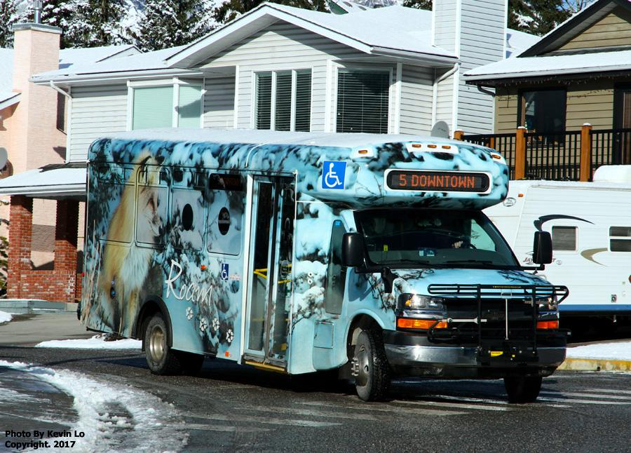 Roam Transit (Banff & Canmore, AB) - Page 7 - Western ...