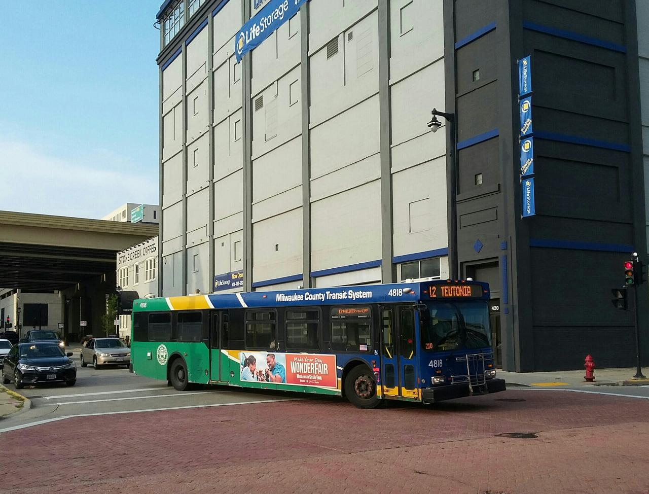 milwaukee county transit system - content changes and additions