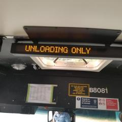 Unloading Only