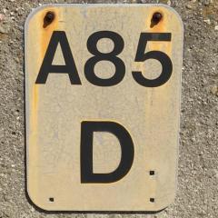 A85 Gate Delta