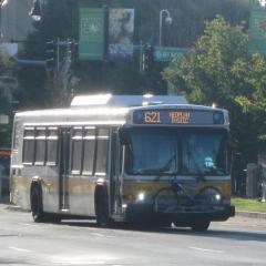 SEPTA pilot Bus