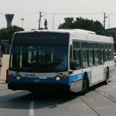 West Island Transit Fan
