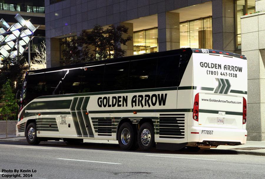 Golden Arrow Motor Coaches Page 11 Alberta Canadian