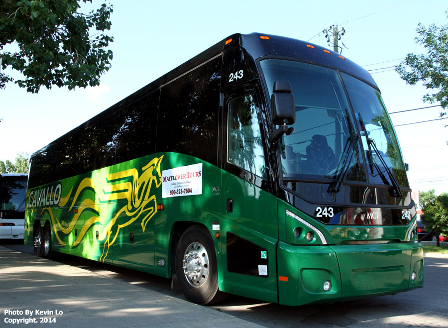 Cavallo Bus Lines Tours