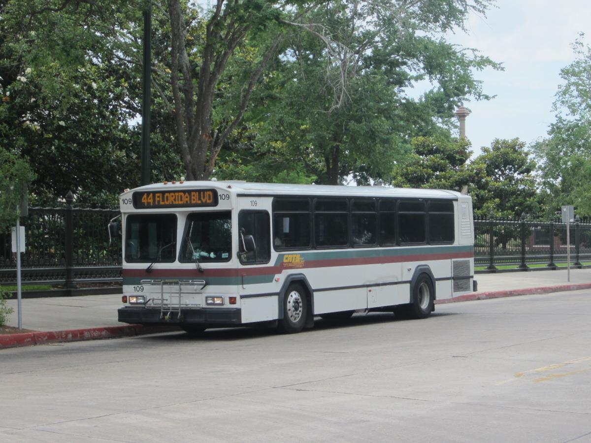 Capital Area Transit System Baton Rouge La Central Us Canadian Public Transit Discussion Board