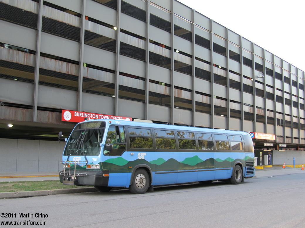 chittenden county transportation authority (ccta) - eastern us