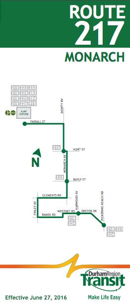 Durham Region Transit Route 217 Monarch Cptdb Wiki