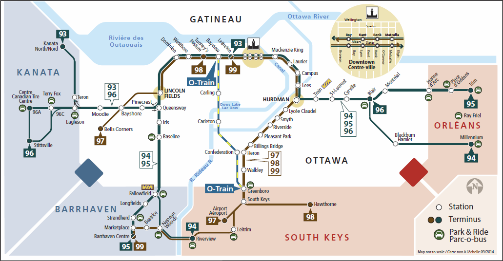Ottawa-Carleton Regional Transit Commission transitway map.png
