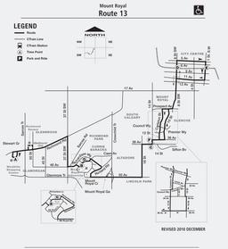 Calgary Transit Route 13