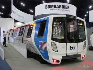 Bay Area Rapid Transit District New Train Car Project