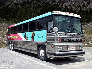Motor Coach Industries MC-9 - CPTDB Wiki