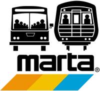 MARTA Rapid Rail System 12//15//84 Atlanta
