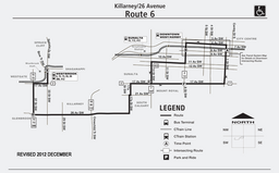 Calgary Transit route 6 (12-2012).png