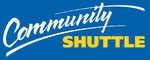 Coast Mountain Bus Company Community Shuttle logo blue-a.png