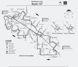 Calgary Transit Route  Png