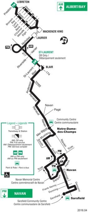 Ottawa Carleton Regional Transit Commission Route 228